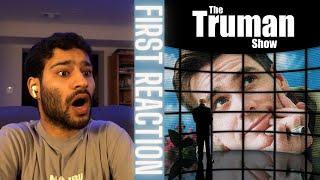 Watching The Truman Show (1998) FOR THE FIRST TIME!! || Movie Reaction!