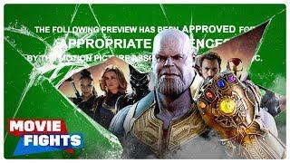 Should Avengers 4 Even Have a Trailer? MOVIE FIGHTS