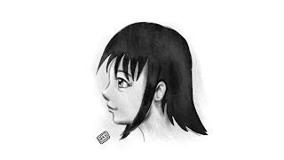 Anime Girl Drawing Tutorial for beginners   How to draw anime girl in SIDE VIEW
