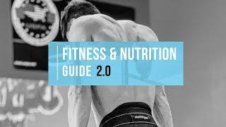The Official Xaryu Fitness & Nutrition Guide, now Available!