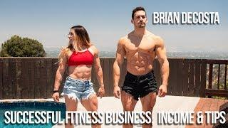 From 9 to 5 To Successful Fitness Careers With Brian Decosta
