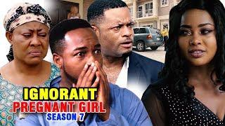 IGNORANT PREGNANT GIRL SEASON 7 - 2019 Latest Nigerian Nollywood Movie | 2019 Latest Nollywood Movie