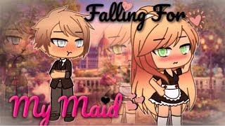 Falling For My Maid | Gacha Life Mini Movie | GLMM