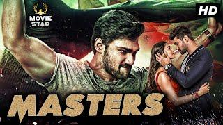 South New Released Action Romantic Movie - MASTERS (2021) | New Hindi Dubbed South Indian Movie