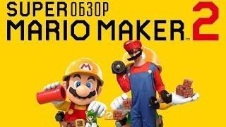Обзор Super Mario Maker 2 - горячий 2019 год на Nintendo Switch