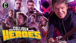 How Avengers: Endgame Shapes Phase 4 of the MCU with Special Guest Rob Liefeld - Movie Talk
