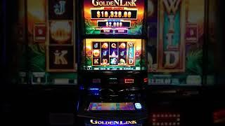 $2400 Golden Link feature new Ainsworth slot machines