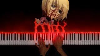The most iconic horror anime music theme