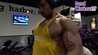 Road To The Stage EP 25 | Bodybuilding At Planet Fitness