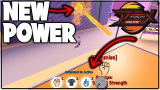 *NEW* BURST ELEMENT POWER LEAK IS COMING IN ANIME FIGHTING SIMULATOR ROBLOX