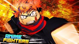 CRAFTABLE GOJO + All New Units from Jujutsu Kaisen Update on Anime Fighters | Roblox