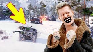 WoT приколы, funny moments #27 - World of Tanks