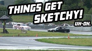 Drift Competition in the rain.. LCD Street Series ROUND 2!
