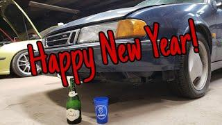 Happy New Year! And Thank You for 2k Subs! -- 1995 Saab 9000 Aero Enclosed.