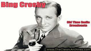 Bing Crosby 500208   Chesterfield Show   Fred Allen and Peggy Lee, Old Time Radio