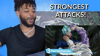 Top 10 Most Powerful Anime Attacks | Reaction