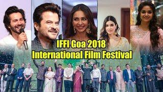 IFFI Goa 2018 - International Film Festival of India | Full Event #IIFA2018