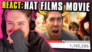 We REACT to 10 years of Hat Films (Hat Films The Movie)