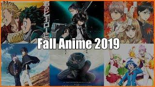 Top 10 Most Anticipated Fall Anime of the 2019 (Hindi)