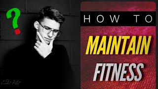How To Maintain Fitness | Aspiring Pilots | Important Tips