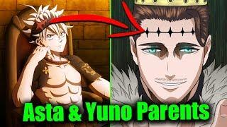 Black Clover's INSANE Time Skip Gets BETTER! Who Are Asta & Yuno Parents Theory Explained