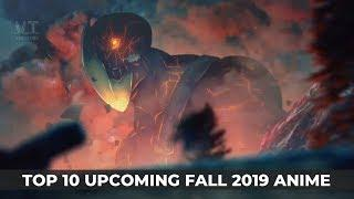 Top 10 Most Anticipated Fall 2019 Anime