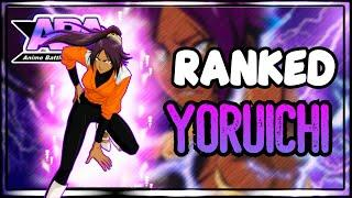 Yoruichi Is My *FAVORITE* New Character By FAR!!! | ABA Ranked 1v1's | Anime Battle Arena