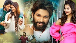 Love Story (2021) South Released Full Hindi Dubbed Movie | Allu Arjun New Movie 2021
