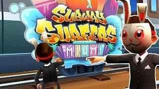 Subway Surfers - Summer in Miami [iOS Gameplay]