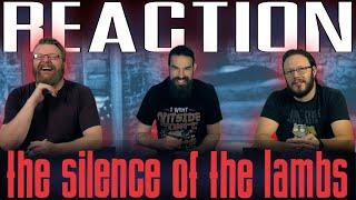The Silence of the Lambs MOVIE REACTION!!