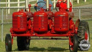Tractor Has Three Engines! - Custom Farmall Model Triple A Tractor - Classic Tractor Fever