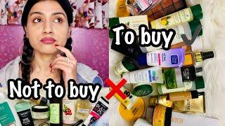 *Non Sponsored* Products Review | PRODUCTS I HAVE USED REVIEWS | Must Buy ✔️ & Don't Buy ❌