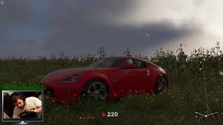 nissan 370z the crew 2 free ride on the wheel logitech driving force gt first person