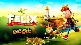 Felix and the Treasure of Morgäaa (2021) Movie Explained in Tamil | Story & Review in tamil