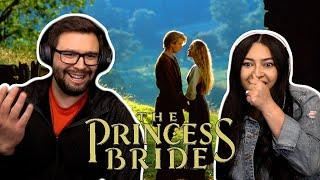 The Princess Bride (1987) Husband's First Time Watching! Movie Reaction!!