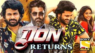 Don Returns 2021 Full Movie Hindi Dubbed 2021 | New South Indian Movies Dubbed In Hindi 2021 Full