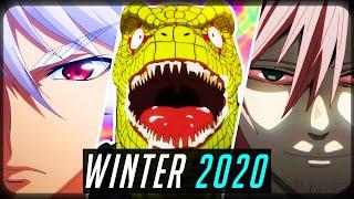 Every Anime Worth Watching in Winter 2020