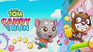 Talking Tom Candy Run - Outfit7 Limited Day 7 Walkthrough