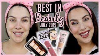 BEST IN BEAUTY July 2019... Full Face of Everyday Faves!