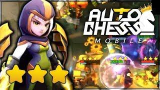 ⭐️⭐️⭐️Shining Assassin Is INVINCIBLE (6 Assassin Gameplay) | Claytano Auto Chess Mobile 99