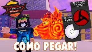 COMO PEGAR *MANGEKYOU SHARINGAN + SUSANOO!* ANIME FIGHTING SIMULATOR NOVO UPDATE ROBLOX « Tigre »