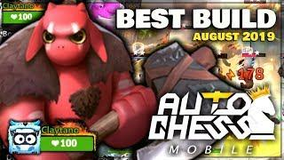 The BEST Build In Auto Chess Mobile (August 2019) | Claytano Auto Chess Mobile 86