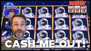 LOTS OF WILDS ON LIGHTNING LINK = A WINNING CASH ME OUT EPISODE! LOTS OF SLOT MACHINE BIG WINS!