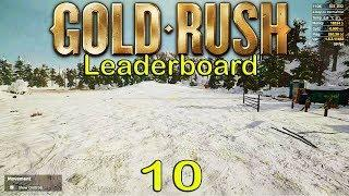 Gold Rush The Game Leaderboard Ep10