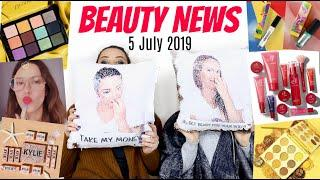 BEAUTY NEWS - 5 July 2019 | Battle of the Kylies!