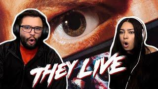 They Live (1988) First Time Watching! Movie Reaction!!