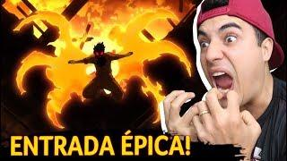 ENTRADA ÉPICA! - Fire Force Ep. 8 - Fred | Anime Whatever
