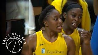 [WNBA] Connecticut Sun vs Los Angeles Sparks, Full Game Highlights, May 31, 2019