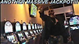 MASSIVE JACKPOT| HIGH LIMIT SLOTS| ONE SPIN| ANOTHER BACK TO BACK MASSIVE JACKPOT!!!