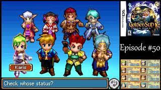 Let's Play Golden Sun: Dark Dawn #50 - Special Delivery